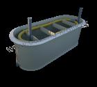 Zemní pískový filtr typ EO3-5
