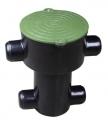 Sběrný filtr dešťové vody před nádrž