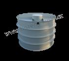 Retenční nádrž samonosná kruhová 4m3