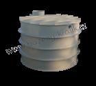 Jímka (žumpa) 15m3 samonosná kruhová