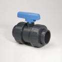 Kulový ventil 50mm Plimex lepení/lepení
