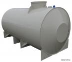 Jímka 5m3 samonosná ponorkový tvar nádrže