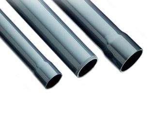 Potrubí PVC 63mm trubka na lepení