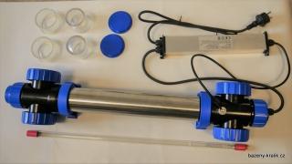 UV Lampa obsah balení